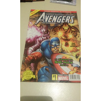 Comic De Coleccion Marvel Avengers No.1 Edit. Televisa