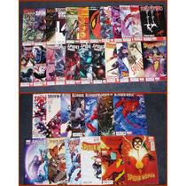 Marvel Spider-verse Serie Completa Con Portadas Variantes