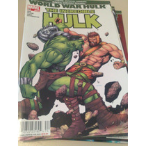 Comics De Coleccion Marvel World War Hulk 16