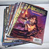 Kcg Comics Colección De Primeros 44 Numeros De Witchblade