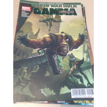 Comics De Coleccion Marvel World War Hulk Gamma Corps 4