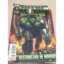Comics De Coleccion Marvel World War Hulk Prologo