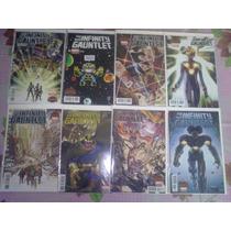 The Infinity Gauntlet Colección Completa En Español