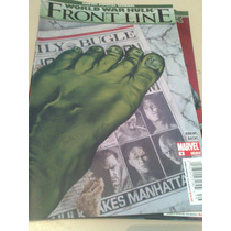Comics De Coleccion Marvel World War Hulk Front Line