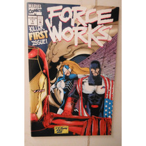 Force Works #1 Marvel Comics 1994 Usa