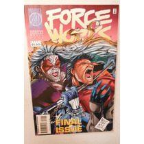 Force Works #22 Marvel Comics 1996 Usa