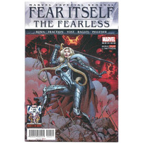 Fear Itself The Fearless # 12 - Editorial Televisa