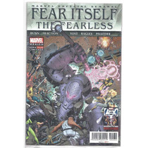 Fear Itself The Fearless # 11 - Editorial Televisa