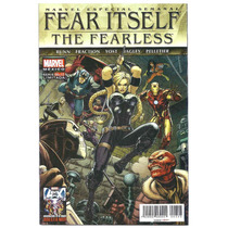 Fear Itself The Fearless # 6 - Editorial Televisa