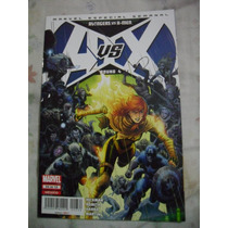 Avengers Vs X-men #4 Editorial Televisa N Español Wolverine