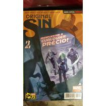 Original Sin #3 N Español Wolverine