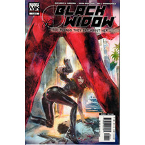 Comic Marvel Black Widow Serie Completa 6 De 6