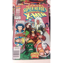 Comic Marvel En Ingles Super Heroes Summer Special X Men