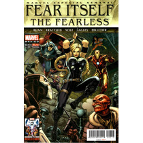 Marvel The Fearless # 6 Marvel Mexico ¡¡remate!!