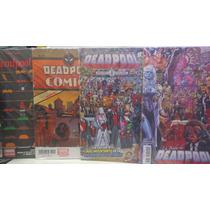 Deadpool Vol.14 Portadas Normal Y Variantes Cada Una