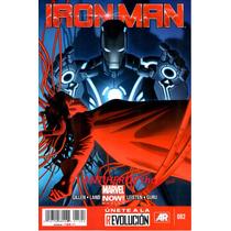 Marvel Iron Man #2 Marvel Mexico
