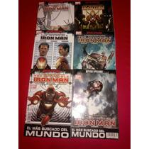 Ironman ,editorial Televisa Coleccion Completisima