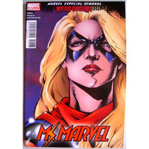 Ms. Marvel Reino Obscuro 4 Marvel Comics Edit Televisa