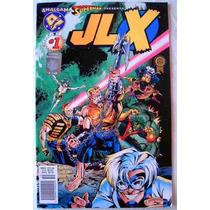 Jlx / Amalgam / Marvel Dc Comics / Vid / Liga De La Justicia