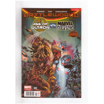 Age Of Ultron Vs Marvel Zombies # 2 - Editorial Televisa