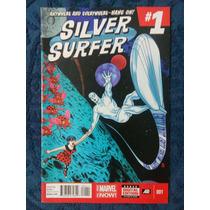 Silver Surfer # 1 (con Dvd Lost Universe)