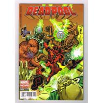 Deadpool # 10 - Portada Variante - (con Error) Televisa