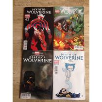 La Muerte De Wolverine (wolverine #12) En Español Televisa