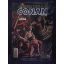 Marvel Comic La Espada Salvaje De Conan Novedades Número 185
