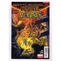 Marvel Zombies # 2 - Secret Wars - Editorial Televisa