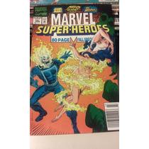 Comic Marvel En Ingles Super Heroes Fall Special