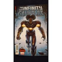 Marvel Comics, Infinity Gauntlet #5, Secret Wars, Civil Wars