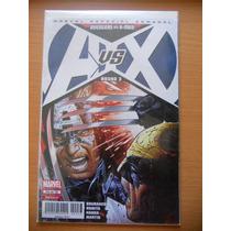 Avengers Vs X-men Round 3 Comics Marvel Mexico