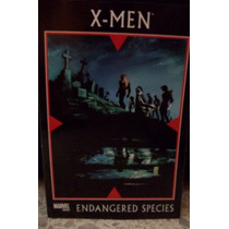 X-men Endangered Species Tpb Marvel Mexico Comic