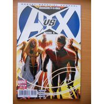 Avengers Vs X-men Round 6 Comics Marvel Mexico