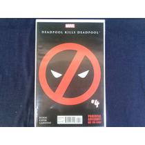 Deadpool Kills Deadpool Comic Completo