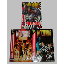 Wolverine House Of M Lote De 3 Tomos Editorial Televisa
