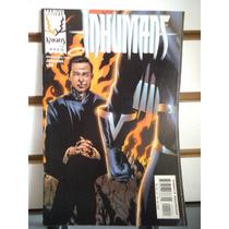 Inhumans 11 En Ingles Marvel Comics