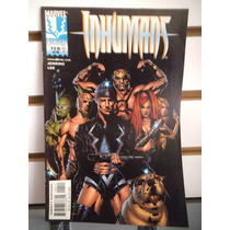 Inhumans 04 En Ingles Marvel Comics