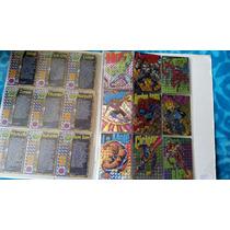 Colección Pepsi Cards Marvel 1994. Tarjetas Y Prismas!