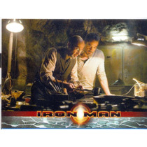 2008 Iron Man The Movie # 16