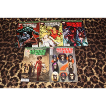 Marvel Comics Heroes For Hire World War Hulk Civil War