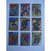 9/9 Pepsi Cards Prisma Marvel Buen Estado