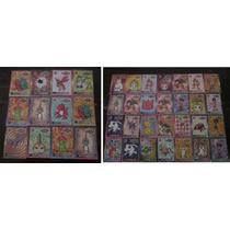 Digimon * Colección 56 Tarjetas Varios Personajes Digimon