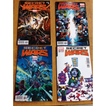 Secret Wars #1 En Español Regular Y Variantes Televisa.