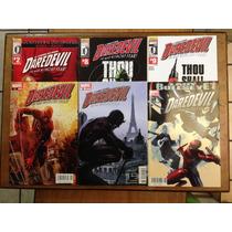 Comics De Daredevil Y Thor Editorial Televisa Aprovecha Hm4
