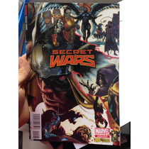 Secret Wars #3 Portada Variante Exclusiva En Español.