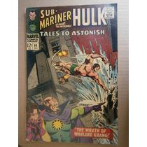Submarinero Hulk Tales To Astonish #86 Marvel Orignal Ingles