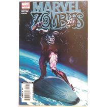 Marvel Zombies 5 (marvel 2006) Variante 2a Impresion Ingles.