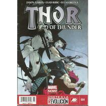 Thor De Editorial Marvel Núms. 04 Y 09