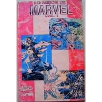 Lo Mejor De Marvel Vol 1 / Marvel Comics